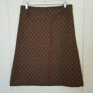 NWT Express A line skirt